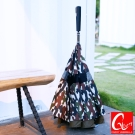 Carry街頭迷彩個性款 反向傘(不滴水)軍綠色【專利正品】