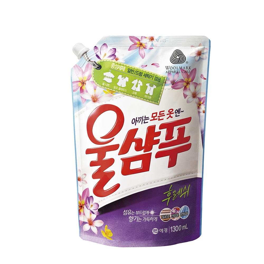 韓國AK 精緻衣物洗衣精(持久花香型) 1.3L