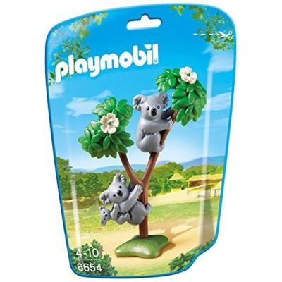 playmobil-可愛無尾熊