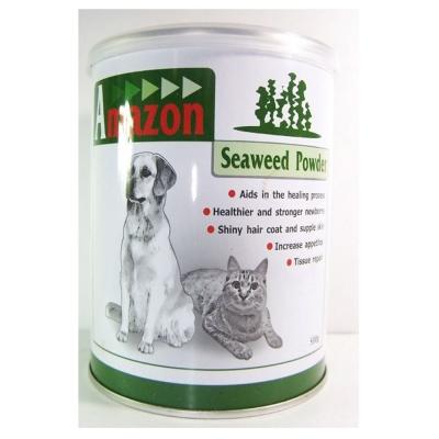 Amazon愛美康 天然犬/貓 海藻營養粉(500g)