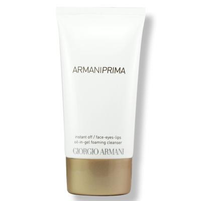 GIORGIO ARMANI(GA)亞曼尼 訂製光淨透卸妝潔顏露150ml