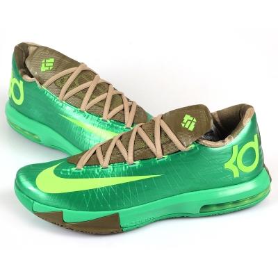 (男)Nike KD VI 杜蘭特 竹子 籃球鞋