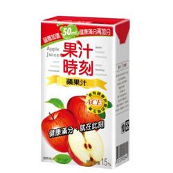 光泉果汁時刻-蘋果汁300ml(6入)