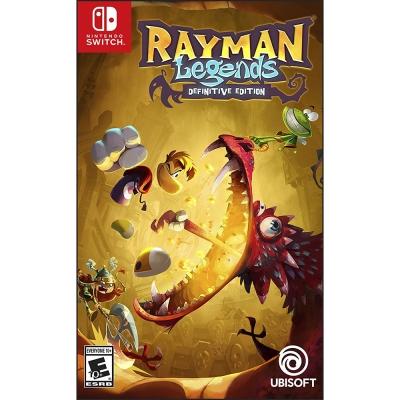 雷射超人:傳奇 決定版 RAYMAN - Nintendo Switch 英文美版