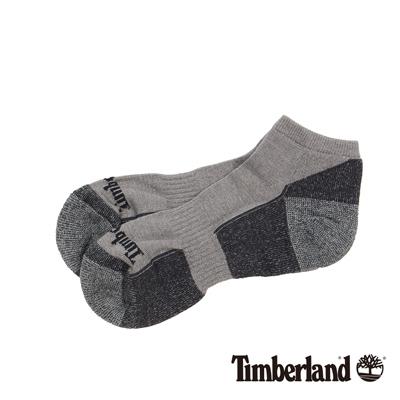Timberland 深灰色排汗低筒休閒短襪(3入組)