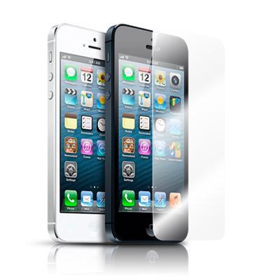 D&A  蘋果 iPhone 4/4S專用日本頂級鏡面防指紋螢幕保護貼(...