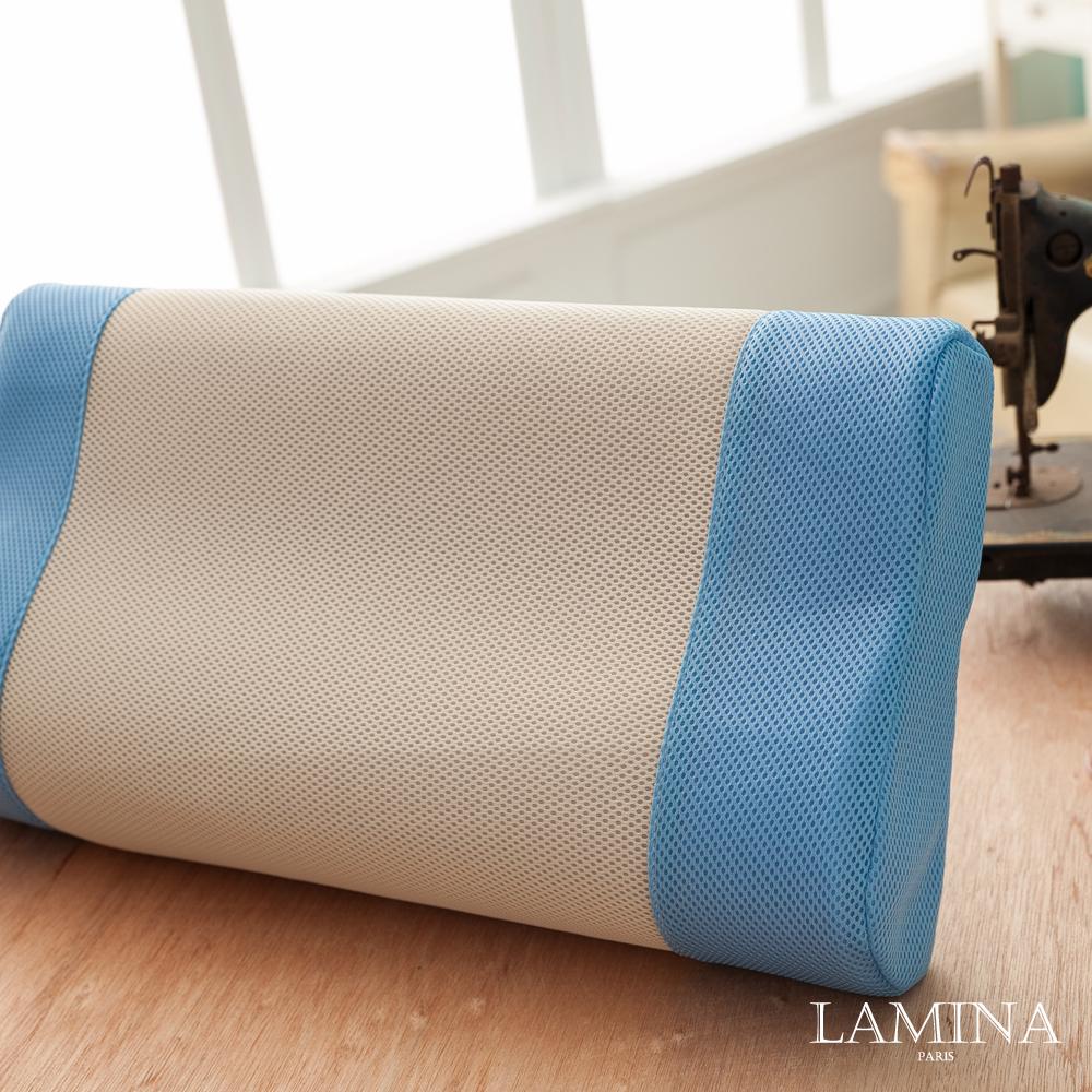 LAMINA  奈爾三層透氣記憶枕