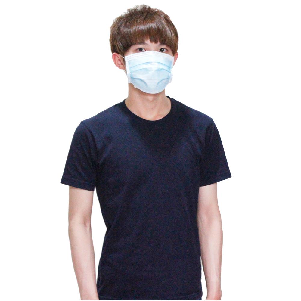 OMAX防塵口罩100入-顏色隨機共2包裝-8H