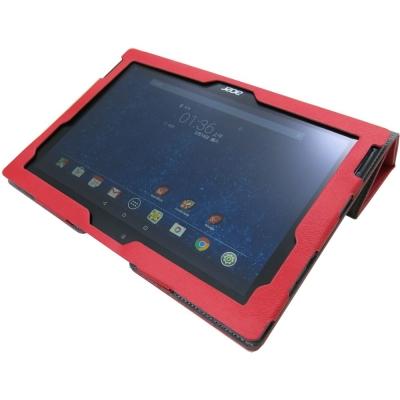 EZstick Acer A3-A30 專用筆記本款皮套+螢幕貼 組合
