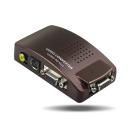 Video轉VGA 視訊轉接盒(OT-7108)