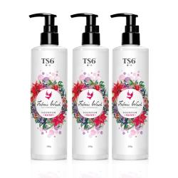 TS6私舒衣物手洗精300gx3入-莓果