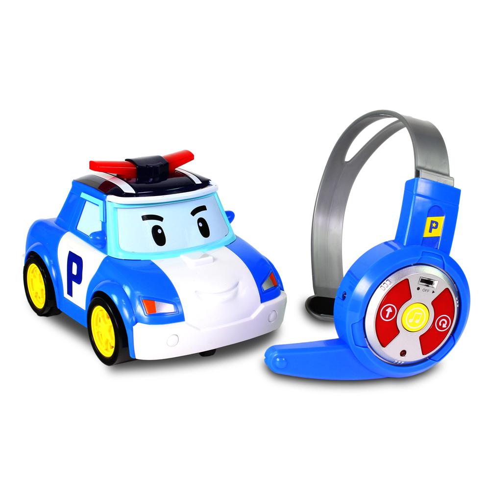 POLI波力 聲控遊戲車