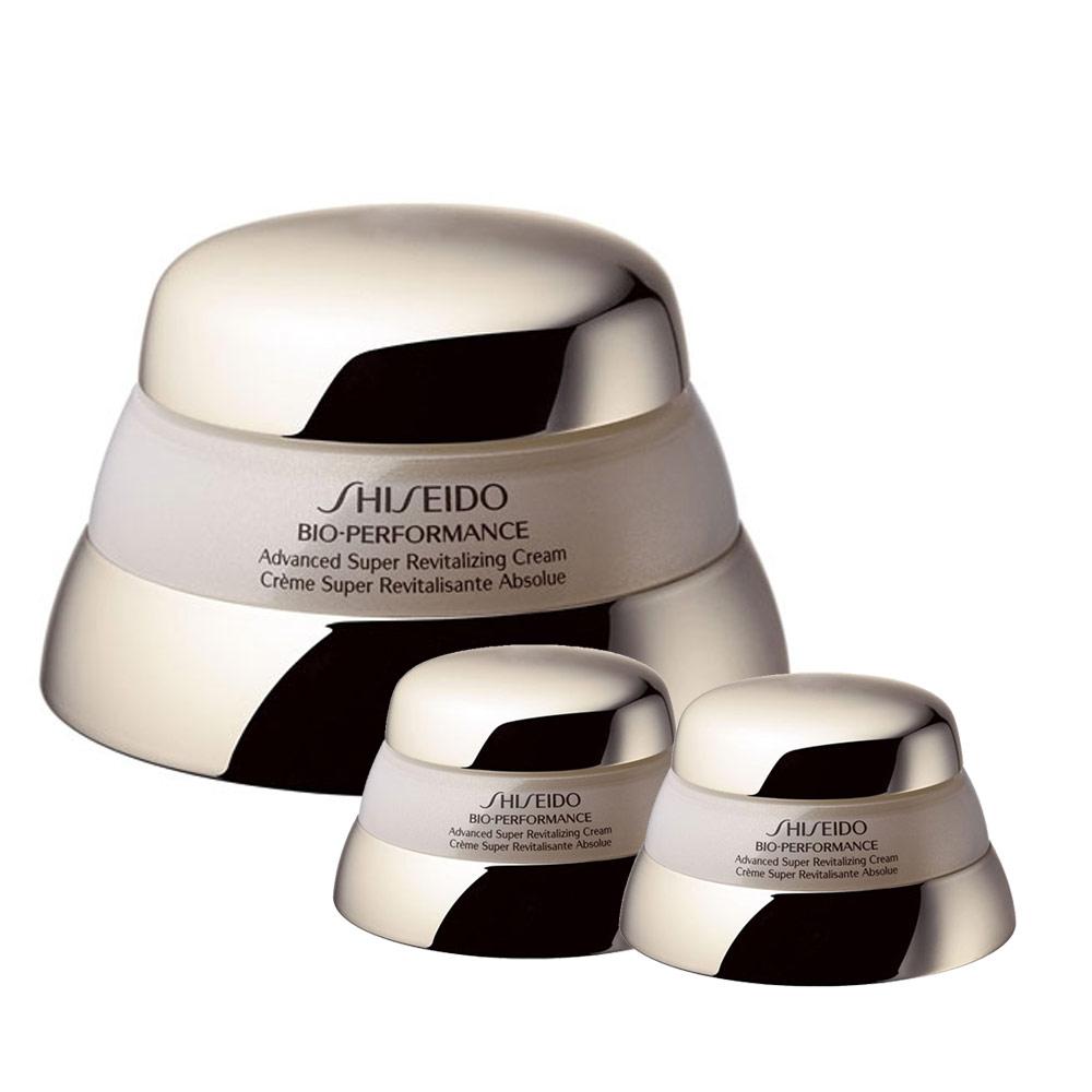 SHISEIDO 資生堂 百優精純乳霜(75ml)加大版超值組合組