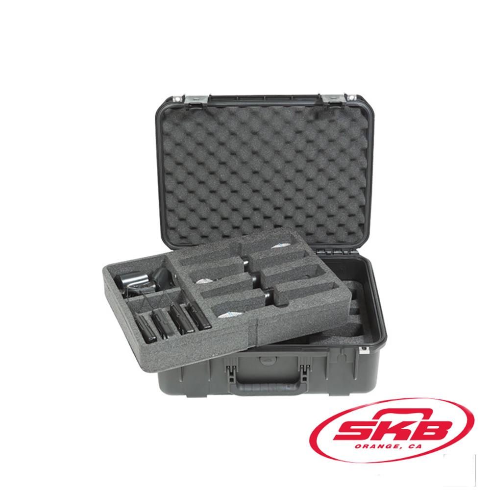 SKB Cases-8支無線麥克風氣密箱3I-1813-7WMC