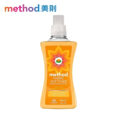 Method 美則 智慧環保衣物柔軟精-夏日甜心1580ml