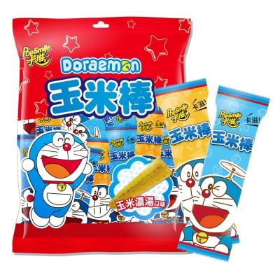 卡滋 哆啦a夢玉米棒-玉米濃湯口味(7gx20支)