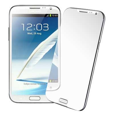 Samsung-Galaxy-Note-2-N7100高亮度鏡射螢幕保護貼-螢幕貼-一入