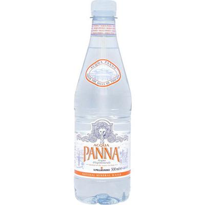 Acqua Panna普娜 天然礦泉水-寶特瓶(500mlx24瓶)