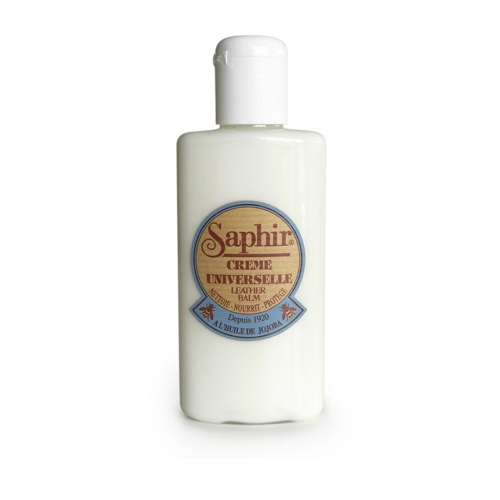 【SAPHIR莎菲爾】皮革蜂蠟保養乳