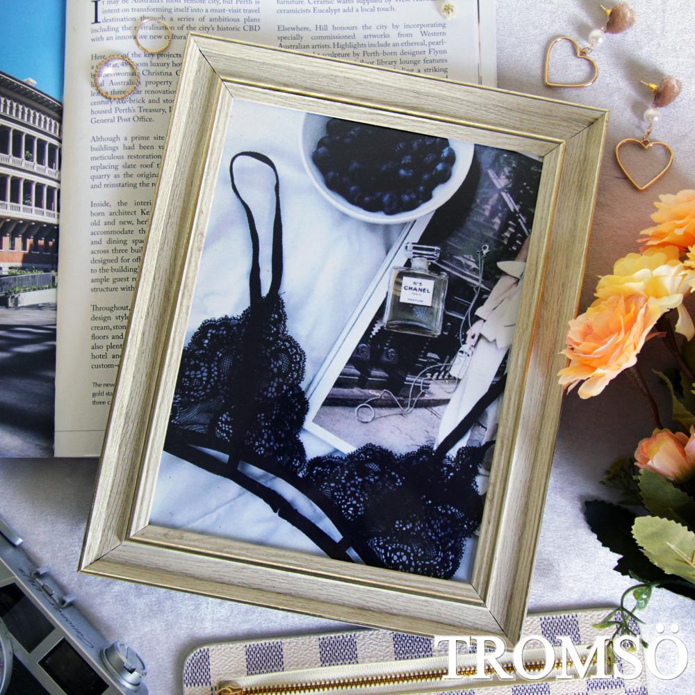 TROMSO 加州風潮淺木紋8X10相框