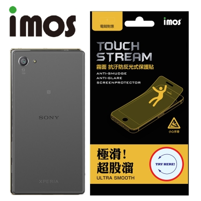 iMOS Sony Z5 Premium Touch Stream 電競 霧面 ...