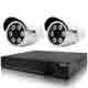 奇巧 4路AHD正1080P台製雙硬碟款主機-含SONY 200萬攝影機x2 product thumbnail 1