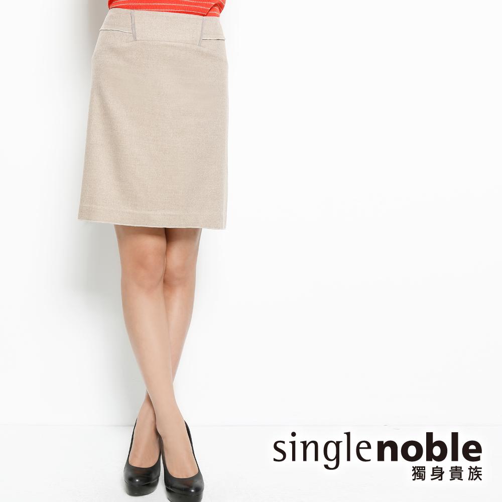 獨身貴族 完美駕馭 特殊剪裁設計短裙(共四色)