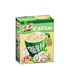 康寶 奶油風味獨享杯蘑菇(盒/4入)
