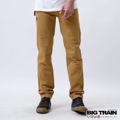 BIG-TRAIN-赤青卡其工作褲-男-卡其