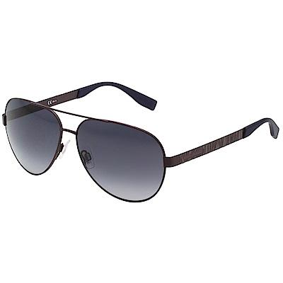 BOSS 飛官款 太陽眼鏡 (深咖啡)BO0294FS