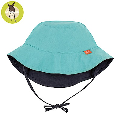 德國Lassig-嬰幼兒抗UV海灘遮陽帽-水琥珀