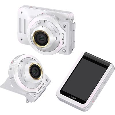 CASIO-EX-FR100L-美肌運動防水相機