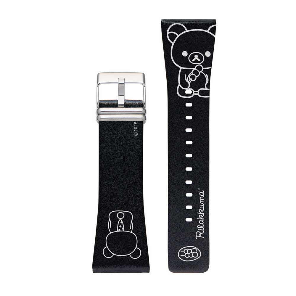 Smart Canvas 錶帶 拉拉熊(黑)