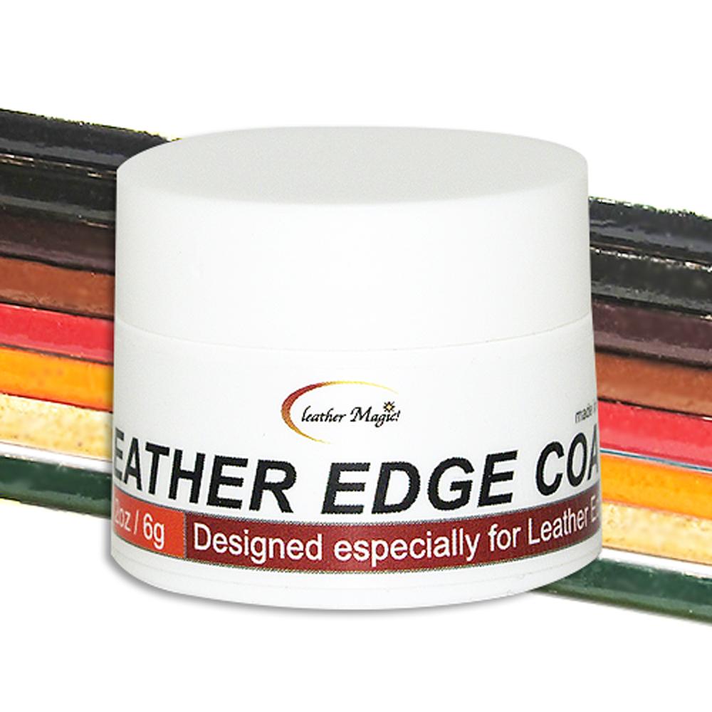 皮革魔法師-皮邊修飾專用塗料6g
