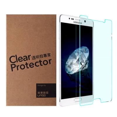 玻璃膜專家 SAMSUNG Note5 弧面2.5D 9H鋼化玻璃防爆保護貼