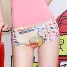 FAVE 柔棉中腰平口褲-信福傳情(M~XL)