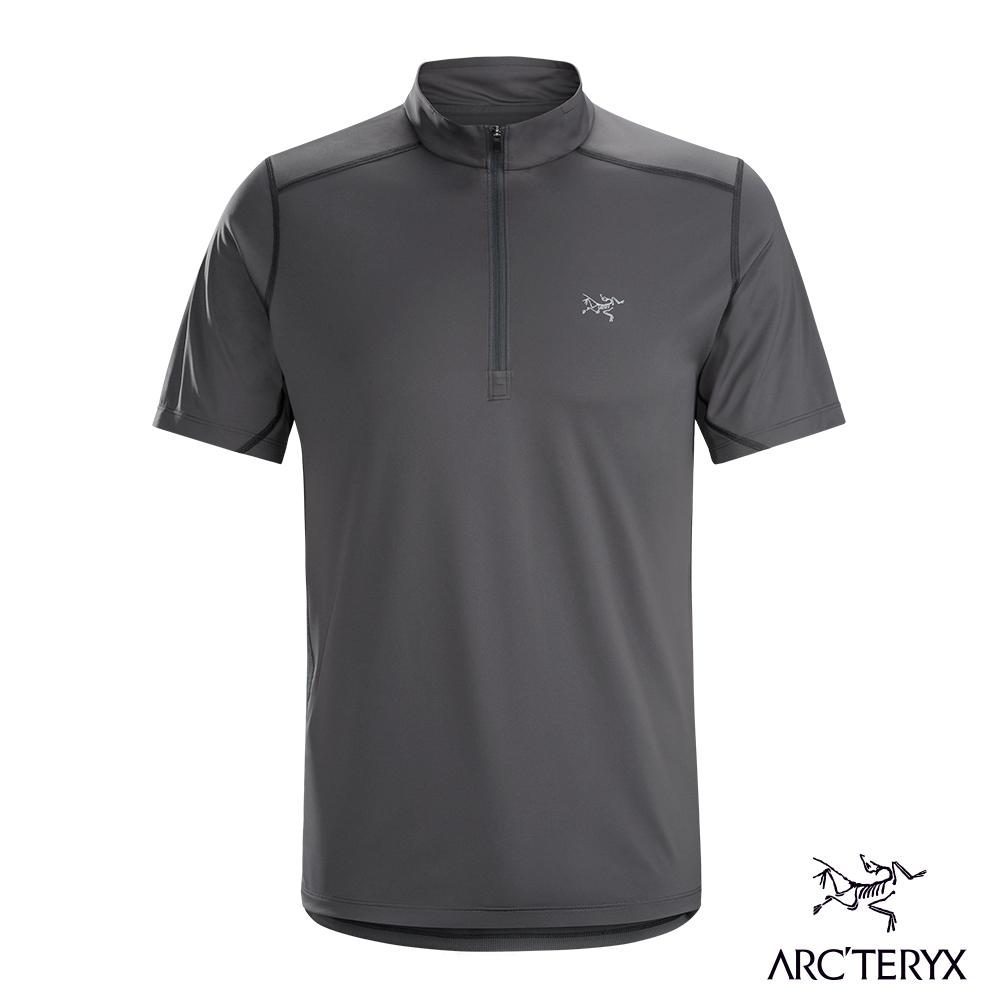 Arcteryx 男 Accelero快乾短袖套頭衫 機長灰 @ Y!購物