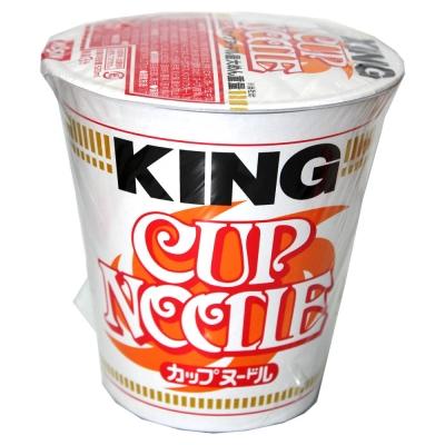 日清 KING杯麵-醬油風味(120g)