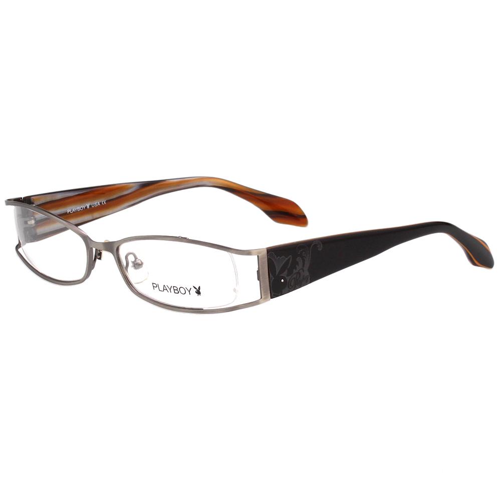 PLAYBOY 光學眼鏡 (消光銀)PB82137 @ Y!購物