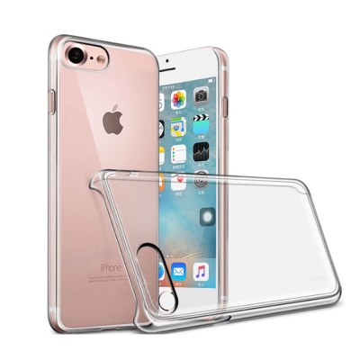 水漾 iPhone 7 (4.7吋)100%透明PC手機殼