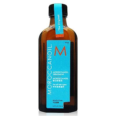 MOROCCANOIL摩洛哥優油100ml所有髮質適用(內附壓頭)