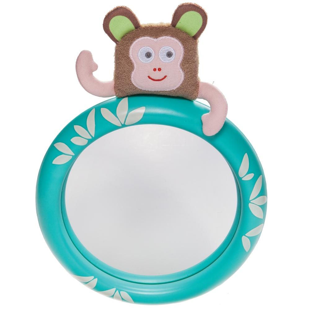 taf toys五感開發系列-熱帶汽車鏡子