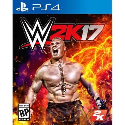 WWE-2K17-珍藏版-PS4亞洲英文版
