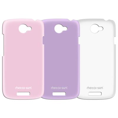 Metal-Slim HTC ONE S 專用保護殼-彩色系列