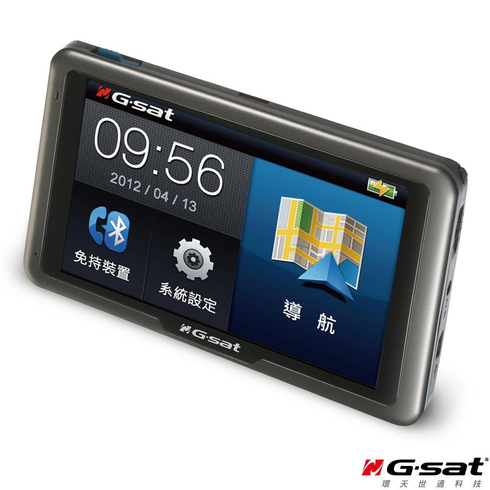 Global Sat 環天G5-5990 5吋導航王K2藍芽GPS衛星導航