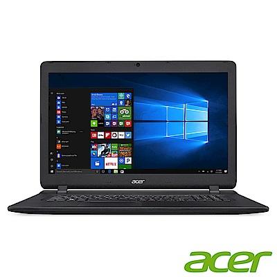 (無卡分期-12期)acer ES1-732-P15K 17吋筆電(N4200/1T/6G