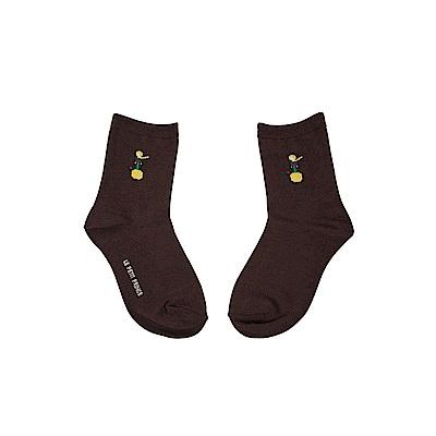 7321 Design 經典童話圖騰童襪(1雙入) S-小王子-棕