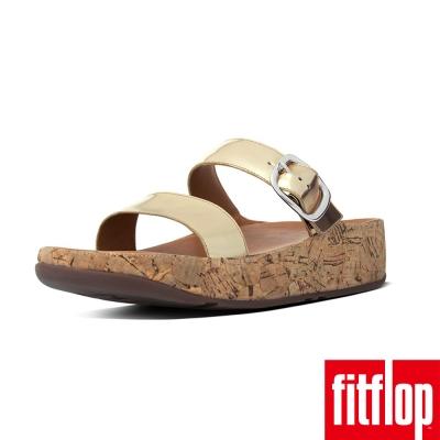 FitFlop TM-STACK TM SLIDE-金色