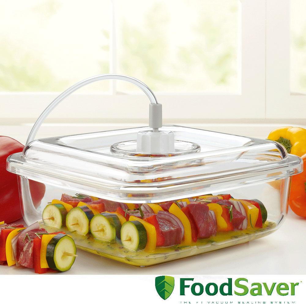 美國FoodSaver快速入味醃漬罐T020-0050-05P