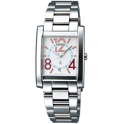 LUKIA 純真年代腕錶(SSVK909J)-白色